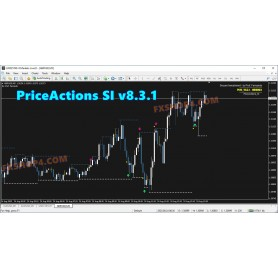 PriceActions SI v8.3.1  - 1